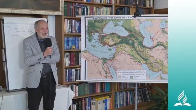 2.5 Die Treue Daniels – DANIEL UND DIE ENDZEIT | Pastor Mag. Kurt Piesslinger
