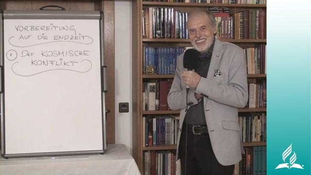 1.3 Krieg im Himmel und auf der Erde – DER KOSMISCHE KONFLIKT   Pastor Mag. Kurt Piesslinger