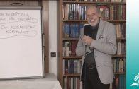 1.6 Zusammenfassung – DER KOSMISCHE KONFLIKT | Pastor Mag. Kurt Piesslinger