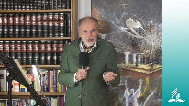 5.5 Der große Versöhnungstag – CHRISTUS IM HIMMLISCHEN HEILIGTUM | Pastor Mag. Kurt Piesslinger