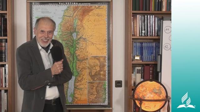 12.4 Harmagedon und der Berg Karmel, Teil 1 – BABYLON UND HARMAGEDON   Pastor Mag. Kurt Piesslinger