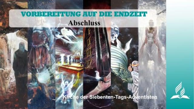 Zusammenfassung – VORBEREITUNG AUF DIE ENDZEIT | Pastor Mag. Kurt Piesslinger
