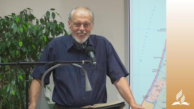 3.3 Widerstand kommt auf – DAS LEBEN IN DER FRÜHEN CHRISTENGEMEINDE | Pastor Mag. Kurt Piesslinger