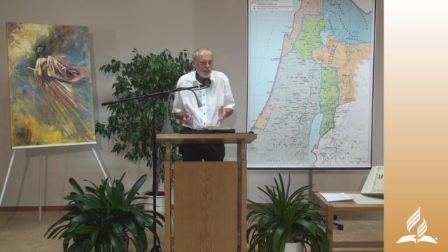 Einführung – DIE APOSTELGESCHICHTE | Pastor Mag. Kurt Piesslinger