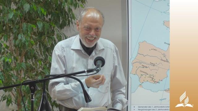 8.4 Das apostolische Dekret – DAS KONZIL IN JERUSALEM | Pastor Mag. Kurt Piesslinger