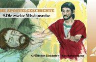 9.DIE ZWEITE MISSIONSREISE – DIE APOSTELGESCHICHTE | Pastor Mag. Kurt Piesslinger