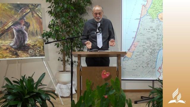11.3 Vor der Menschenmenge – VERHAFTUNG IN JERUSALEM | Pastor Mag. Kurt Piesslinger