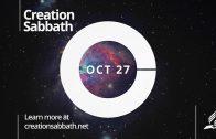 Creation Sabbath – The Stop