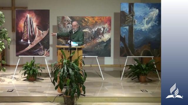 Einführung – DIE OFFENBARUNG | Pastor Mag. Kurt Piesslinger