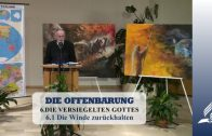 6.1 Die Winde zurückhalten – DIE VERSIEGELTEN GOTTES | Pastor Mag. Kurt Piesslinger