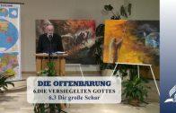 6.3 Die große Schar – DIE VERSIEGELTEN GOTTES | Pastor Mag. Kurt Piesslinger