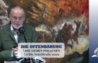 7.4 Die Schriftrolle essen – DIE SIEBEN POSAUNEN | Pastor Mag. Kurt Piesslinger
