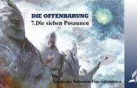 7.DIE SIEBEN POSAUNEN – DIE OFFENBARUNG | Pastor Mag. Kurt Piesslinger