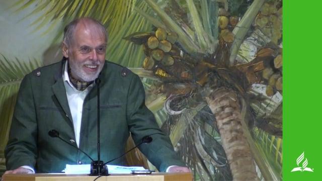 Einführung – FAMILIENZEITEN | Pastor Mag. Kurt Piesslinger