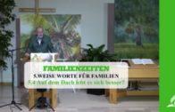 5.4 Auf dem Dach lebt es sich besser? – WEISE WORTE FÜR FAMILIEN | Pastor Mag. Kurt Piesslinger