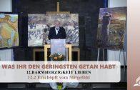12.2 Erschöpft vom Mitgefühl – BARMHERZIGKEIT LIEBEN | Pastor Mag. Kurt Piesslinger