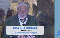 3.2 Prophetischer Zeitplan – GOTTES RUF   Pastor Mag. Kurt Piesslinger