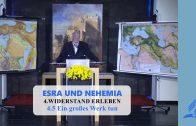 4.5 Ein großes Werk tun – WIDERSTAND ERLEBEN | Pastor Mag. Kurt Piesslinger