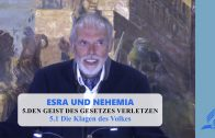 5.1 Die Klagen des Volkes – DEN GEIST DES GESETZES VERLETZEN | Pastor Mag. Kurt Piesslinger