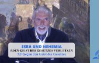 5.2 Gegen den Geist des Gesetzes – DEN GEIST DES GESETZES VERLETZEN | Pastor Mag. Kurt Piesslinger