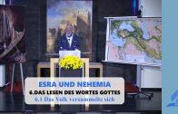 6.1 Das Volk versammelte sich – DAS LESEN DES WORTES GOTTES | Pastor Mag. Kurt Piesslinger