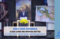 6.3 Das Wort Gottes lesen und interpretieren – DAS LESEN DES WORTES GOTTES | Pastor Mag. Kurt Piesslinger