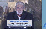 7.4 Das Gesetz und die Propheten – UNSER VERGEBENDER GOTT | Pastor Mag. Kurt Piesslinger