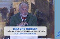 11.3 Zehnten und Gaben – RÜCKFÄLLIG GEWORDENE MENSCHEN | Pastor Mag. Kurt Piesslinger