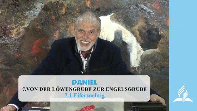 7.1 Eifersüchtig – VON DER LÖWENGRUBE ZUR ENGELSGRUBE | Pastor Mag. Kurt Piesslinger