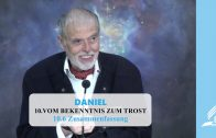10.6 Zusammenfassung – VOM BEKENNTNIS ZUM TROST | Pastor Mag. Kurt Piesslinger