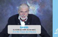 11.2 Die Vision des Fürsten – VOM KAMPF ZUM SIEG | Pastor Mag. Kurt Piesslinger