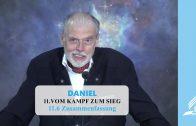 11.6 Zusammenfassung – VOM KAMPF ZUM SIEG | Pastor Mag. Kurt Piesslinger