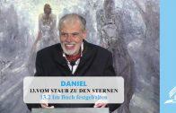 13.2 Im Buch festgehalten – VOM STAUB ZU DEN STERNEN | Pastor Mag. Kurt Piesslinger