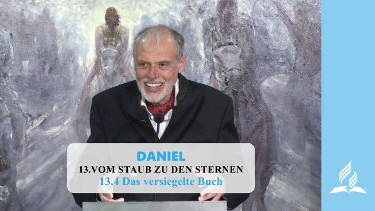 13.4 Das versiegelte Buch – VOM STAUB ZU DEN STERNEN | Pastor Mag. Kurt Piesslinger