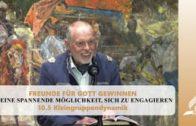10.5 Kleingruppendynamik – EINE SPANNENDE MÖGLICHKEIT, SICH ZU ENGAGIEREN | Pastor Mag. Kurt Piesslinger