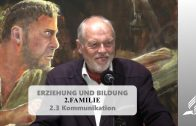 2.3 Kommunikation – FAMILIE   Pastor Mag. Kurt Piesslinger