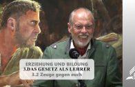 3.2 Zeuge gegen euch – DAS GESETZ ALS LEHRER | Pastor Mag. Kurt Piesslinger