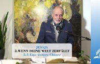 3.3 Eine weitere Chance – WENN DEINE WELT ZERFÄLLT | Pastor Mag. Kurt Piesslinger