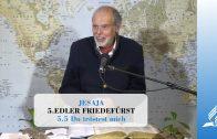 5.5 Du tröstest mich – EDLER FRIEDEFÜRST | Pastor Mag. Kurt Piesslinger