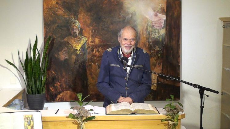 6.6 Zusammenfassung – GOTT SPIELEN   Pastor Mag. Kurt Piesslinger
