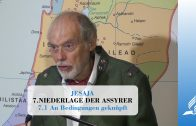 7.1 An Bedingungen geknüpft – NIEDERLAGE DER ASSYRER | Pastor Mag. Kurt Piesslinger