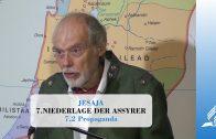 7.2 Propaganda – NIEDERLAGE DER ASSYRER   Pastor Mag. Kurt Piesslinger