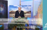 Einführung – DIE VERHEISSUNG – GOTTES EWIGER BUND | Pastor Mag. Kurt Piesslinger