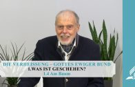 1.4 Am Baum – WAS IST GESCHEHEN?   Pastor Mag. Kurt Piesslinger