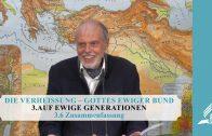 3.6 Zusammenfassung – AUF EWIGE GENERATIONEN   Pastor Mag. Kurt Piesslinger