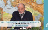 4.6 Zusammenfassung – EIN EWIGER BUND   Pastor Mag. Kurt Piesslinger