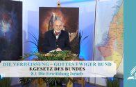8.1 Die Erwählung Israels – GESETZ DES BUNDES | Pastor Mag. Kurt Piesslinger