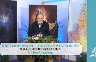 9.1 Der Ursprung – DAS BUNDESZEICHEN   Pastor Mag. Kurt Piesslinger