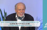 12.5 Den Verheißungen vertrauen – DER BUNDESGLAUBE | Pastor Mag. Kurt Piesslinger
