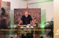 3.4 Heuchelei – DIE WURZELN DER RUHELOSIGKEIT | Pastor Mag. Kurt Piesslinger / für junge Leute
